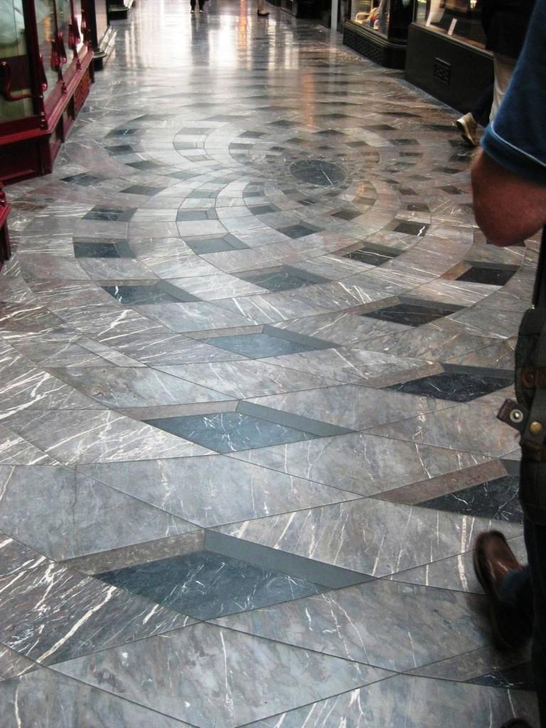 Burlington Arcade floor (1)