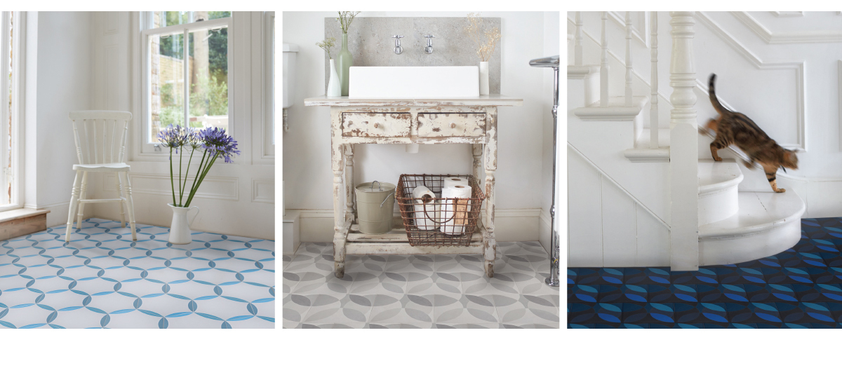 New Floor And Wall Encaustic Tiles By Lindsey Lang Caroline Banks