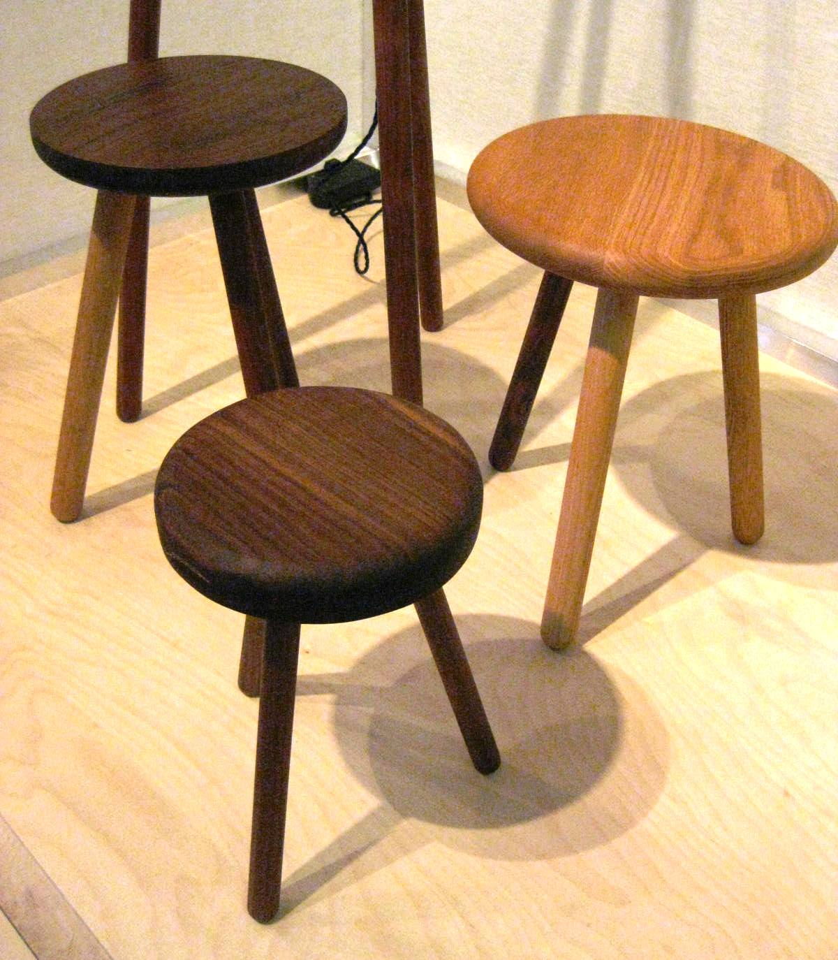 Things To Sit On By Irish Furniture Makers At Tent, London