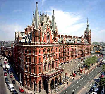 London St Pancras International Hotel
