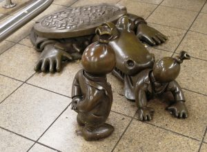 Tom Otterness: art on New York's subway