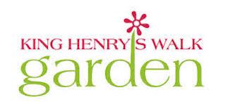 King Henrys Walk Garden logo