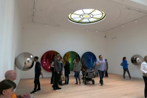 Anish Kapoor at Pitzhanger Manor gallery