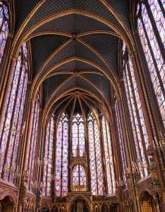 La Sainte Chapelle, Paris